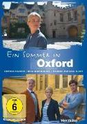 Cover-Bild zu Ein Sommer in Oxford von Krapoth, Sophia