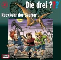 Cover-Bild zu Rückkehr der Saurier