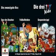 Cover-Bild zu Die drei ??? Kids: 020/3er Box (Folgen 58,59,60)