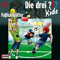 Cover-Bild zu Fussballgötter von Pfeifer, Boris (Erz.)