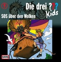 Cover-Bild zu SOS über den Wolken von Blanck, Ulf