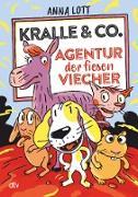 Cover-Bild zu Kralle & Co. - Agentur der fiesen Viecher (eBook) von Lott, Anna