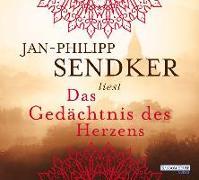 Cover-Bild zu Das Gedächtnis des Herzens von Sendker, Jan-Philipp