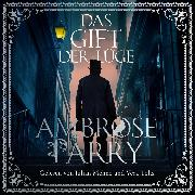 Cover-Bild zu Das Gift der Lüge (Die Morde von Edinburgh 2) (Audio Download) von Parry, Ambrose