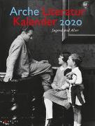 Cover-Bild zu Arche Literatur Kalender 2020 von Volknant, Angela (Hrsg.)