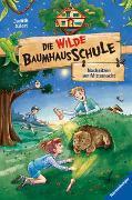 Cover-Bild zu Die wilde Baumhausschule, Band 3: Nachsitzen um Mitternacht von Allert, Judith