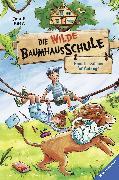 Cover-Bild zu Die wilde Baumhausschule, Band 1: Raubtierzähmen für Anfänger (eBook) von Allert, Judith