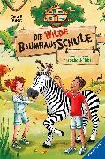 Cover-Bild zu Die wilde Baumhausschule, Band 4: Eine Klasse im Schoki-Fieber (eBook) von Allert, Judith