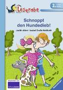 Cover-Bild zu Schnappt den Hundedieb! von Allert, Judith