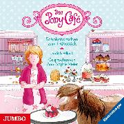 Cover-Bild zu Das Pony-Café. Schokotörtchen zum Frühstück (Audio Download) von Allert, Judith