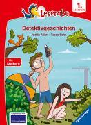 Cover-Bild zu Leserabe - 1. Lesestufe: Detektivgeschichten von Allert, Judith