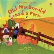 Cover-Bild zu Old Macdonald Had a Farm von Sims, Lesley