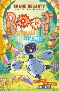 Cover-Bild zu BOOT: The Creaky Creatures von Hegarty, Shane
