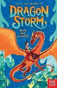 Cover-Bild zu Dragon Storm: Tomás and Ironskin von Chisholm, Alastair
