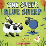 Cover-Bild zu One Sheep, Blue Sheep von Wiley, Thom