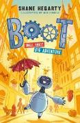 Cover-Bild zu BOOT small robot, BIG adventure (eBook) von Hegarty, Shane