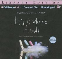 Cover-Bild zu Nijkamp, Marieke: This Is Where It Ends