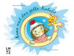 Cover-Bild zu Anna und der gelbe Kobold von Hipeli, Eveline