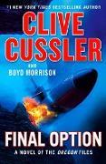 Cover-Bild zu Cussler, Clive: Final Option (eBook)