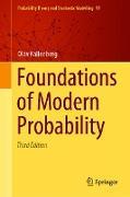 Cover-Bild zu Foundations of Modern Probability (eBook) von Kallenberg, Olav