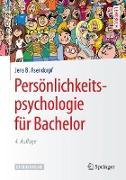 Cover-Bild zu Persönlichkeitspsychologie für Bachelor (eBook) von Asendorpf, Jens B.