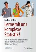 Cover-Bild zu Lerne mit uns komplexe Statistik! (eBook) von Kuhlmei, Eckehard