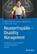 Cover-Bild zu Neuroorthopädie - Disability Management (eBook) von Strobl, Walter Michael (Hrsg.)
