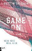 Cover-Bild zu Game on - Mein Herz will dich (eBook) von Callihan, Kristen