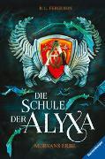 Cover-Bild zu Die Schule der Alyxa, Band 2: Morvans Erbe von Ferguson, R.L.
