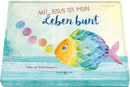 Cover-Bild zu Partmann, Irmgard: Mit Jesus ist mein Leben bunt