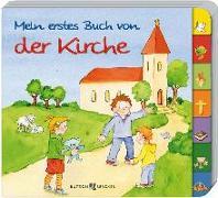 Cover-Bild zu Partmann, Irmgard: Mein erstes Buch von der Kirche