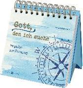 Cover-Bild zu Partmann, Irmgard: Gott, den ich suche