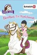 Cover-Bild zu SCHLEICH® Horse Club - Rätselblock für Pferdefreunde