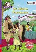 Cover-Bild zu SCHLEICH® Horse Club - Die große Pferdeshow von Walden, Emma