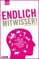 Cover-Bild zu Endlich Mitwisser (eBook) von Wormer, Holger