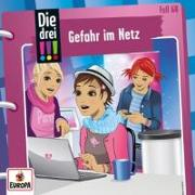 Cover-Bild zu Die drei !!! 68: Gefahr im Netz