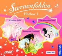 Cover-Bild zu Die große Sternenfohlen Hörbox Folgen 7-9 (3 Audio CDs) von Chapman, Linda