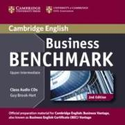 Cover-Bild zu Business Benchmark. Upper Intermediate. Class Audio CDs von Brook-Hart, Guy
