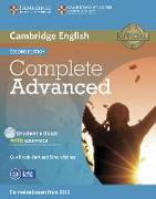 Cover-Bild zu Complete Advanced - Second edition. Student's Book Pack (Student's Book with answers with CD-ROM and Class Audio CDs (3)) von Brook-Hart, Guy