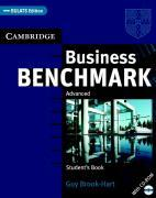Cover-Bild zu Business Benchmark Advanced Student's Book with CD-ROM BULATS Edition von Brook-Hart, Guy