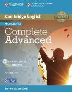 Cover-Bild zu Complete Advanced von Brook-Hart, Guy
