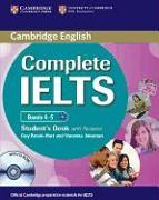 Cover-Bild zu Complete IELTS Bands 4-5 Student's Book with Answers with CD-ROM von Brook-Hart, Guy