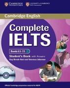 Cover-Bild zu Complete Ielts Bands 6.5-7.5 Student's Book with Answers [With CDROM] von Brook-Hart, Guy