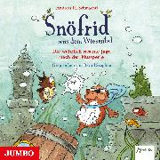 Cover-Bild zu Snöfrid aus dem Wiesental. Die wahrlich rasante Jagd nach der Flussperle (Audio Download) von Schmachtl, Andreas H.