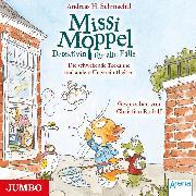 Cover-Bild zu Missi Moppel. Die schwebende Teekanne und andere Ungereimtheiten (Audio Download) von Schmachtl, Andreas H.