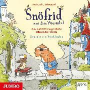Cover-Bild zu Snöfrid aus dem Wiesental. Das wahrlich sagenhafte Rätsel der Trolle (Audio Download) von Schmachtl, Andreas H.