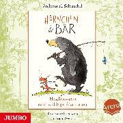 Cover-Bild zu Hörnchen & Bär. Haufenweise echt waldige Abenteuer (Audio Download) von Schmachtl, Andreas H.