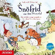 Cover-Bild zu Snöfrid aus dem Wiesental. Die wahrlich ungeheuerliche Nordland-Verschwörung (Audio Download) von Schmachtl, Andreas H.
