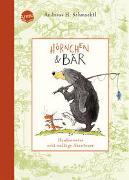 Cover-Bild zu Hörnchen & Bär. Haufenweise echt waldige Abenteuer von Schmachtl, Andreas H.