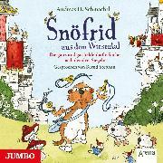 Cover-Bild zu Snöfrid aus dem Wiesental. Die ganz und gar heldenhafte Suche nach den drei Siegeln (Audio Download) von Schmachtl, Andreas H.